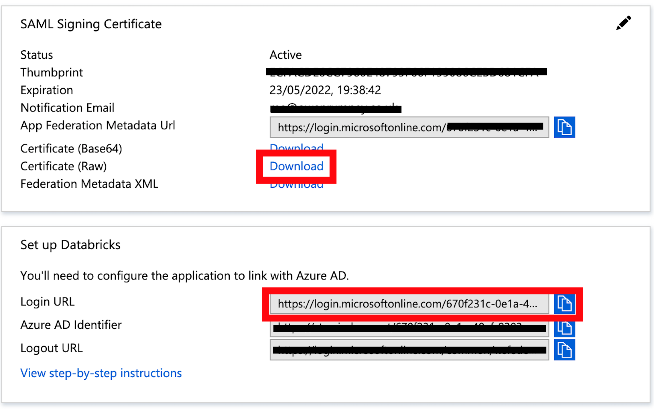 Azure Active Directory - Cert and Login
